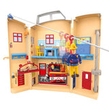 Fireman Sam Fire Rescue Centre - McGreevy's Toys Direct