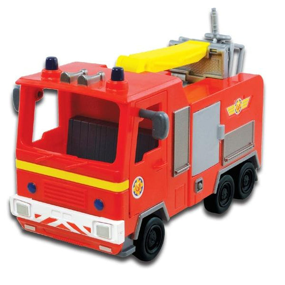 Fireman Sam Push Along Vehicles - Assorted - McGreevy's Toys Direct