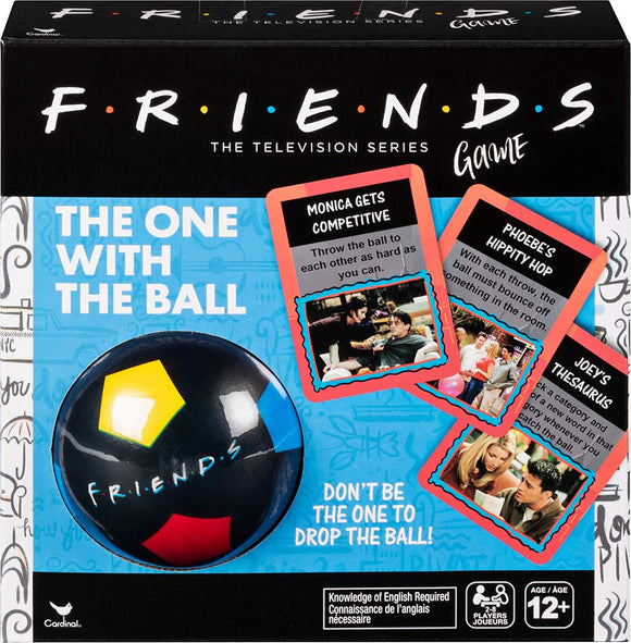 Friends: The One with the Ball Game - McGreevy's Toys Direct