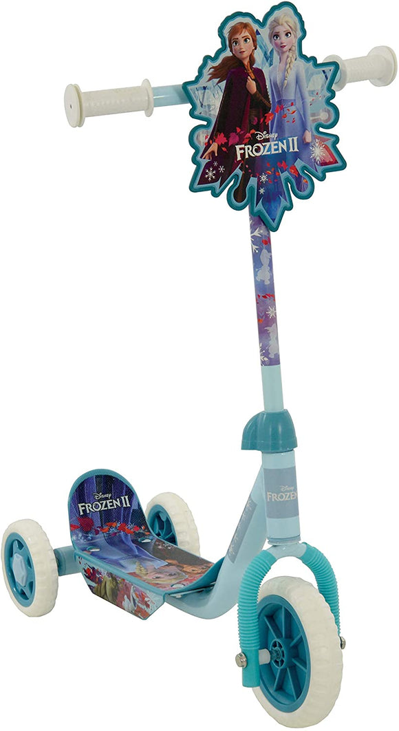 Frozen 2 Deluxe Tri-Scooter - McGreevy's Toys Direct