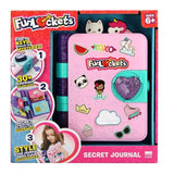 FUNLOCKETS Secret Journal - McGreevy's Toys Direct