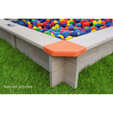 Hedstrom Sand and Ball Pit with Canopy - McGreevy's Toys Direct