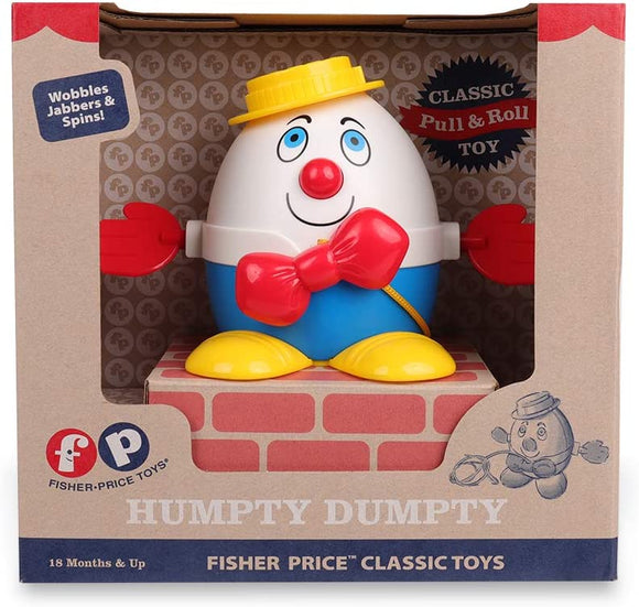 Humpty Dumpty - Fisher Price Classic Toys - McGreevy's Toys Direct