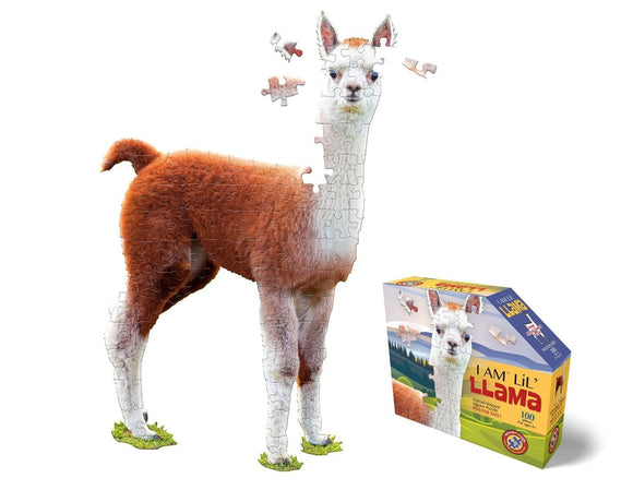 I Am Lil' Lllama Jigsaw Puzzle - 100 Pieces - McGreevy's Toys Direct