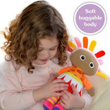 In the Night Garden Snuggly Singing Upsy Daisy - McGreevy's Toys Direct