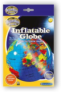 Inflatable Globe - McGreevy's Toys Direct