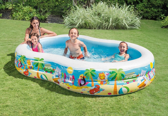 Intex Paradise Seaside Pool - McGreevy's Toys Direct