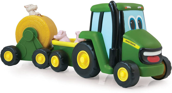 John Deere Country Fair Wagon Ride - McGreevy's Toys Direct