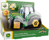 John Deere Learn & Pop Johnny Tractor - McGreevy's Toys Direct