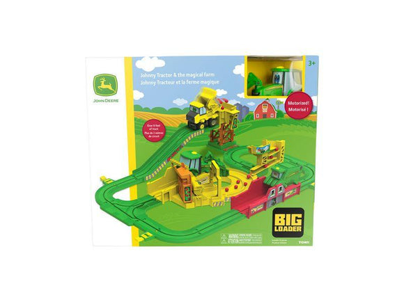 Johnny Tractor Big Loader Set - McGreevy's Toys Direct