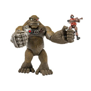Jurassic Clash Mega Monster Gorilla - McGreevy's Toys Direct