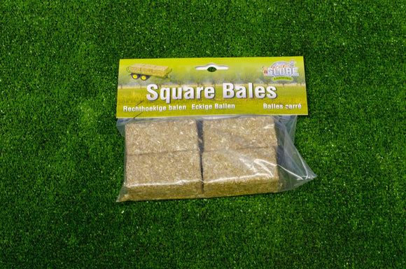 Kids Globe Square Bales 4 Pack - McGreevy's Toys Direct