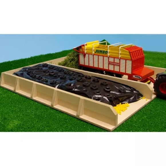 Kids Globe Wooden Silage Pit - McGreevy's Toys Direct
