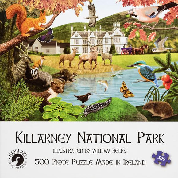 Killarney National Park 500 Pieces Puzzle - McGreevy's Toys Direct