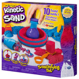 Kinetic Sand Sandisfying set - McGreevy's Toys Direct