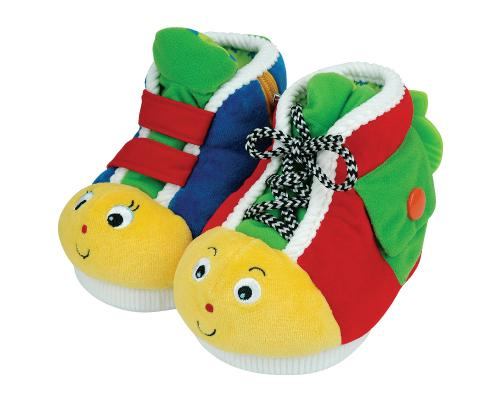 K's Kids Learning Shoes on Little Feet - McGreevy's Toys Direct