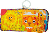 Lamaze Fun with Colours Soft Book, Clip & Go - McGreevy's Toys Direct