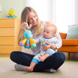 Lamaze Salty Sam Octopus Clip & Go - McGreevy's Toys Direct