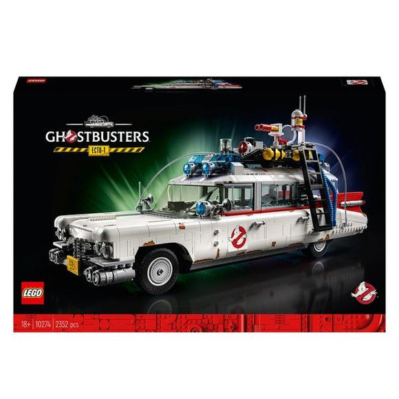 LEGO 10274 Creator Ghostbusters™ ECTO-1 - McGreevy's Toys Direct