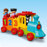 LEGO 10847 DUPLO Number Train - McGreevy's Toys Direct