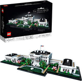LEGO 21054 Architecture The White House - McGreevy's Toys Direct