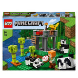 LEGO 21158 Minecraft The Panda Nursery - McGreevy's Toys Direct