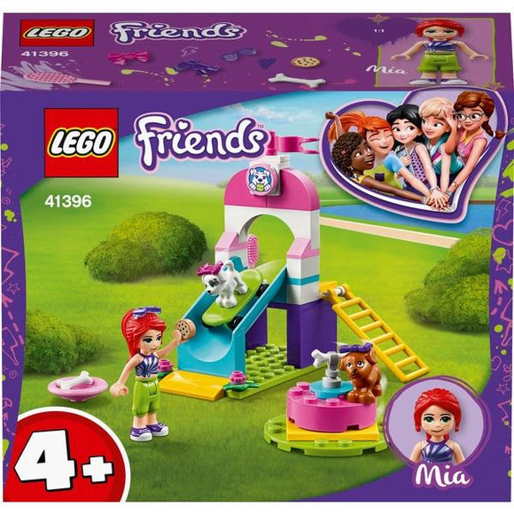 LEGO 41396 Friends Puppy Playground - McGreevy's Toys Direct