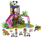 LEGO 41422 Friends Panda Jungle Tree House - McGreevy's Toys Direct
