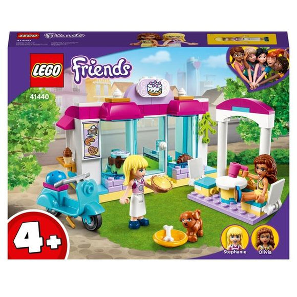 LEGO 41440 Friends 4+ Heartlake City Bakery - McGreevy's Toys Direct