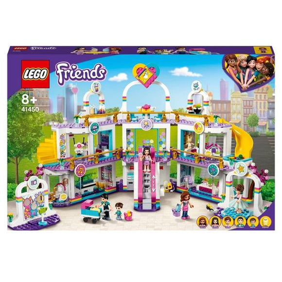 LEGO 41450 Friends Heartlake City Shopping Mall - McGreevy's Toys Direct