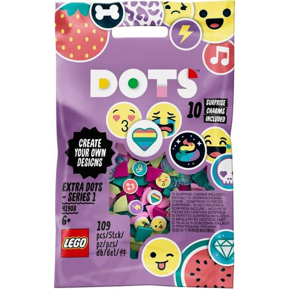 Lego 41908 Extra DOTS Series 1 - McGreevy's Toys Direct