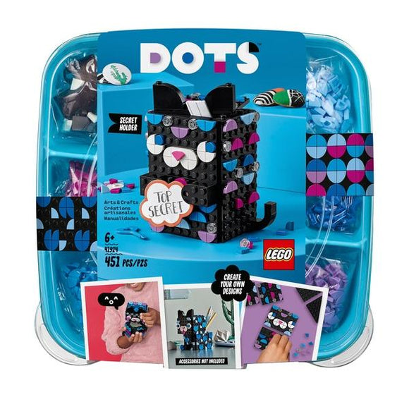 LEGO 41924 DOTS Secret Holder - McGreevy's Toys Direct