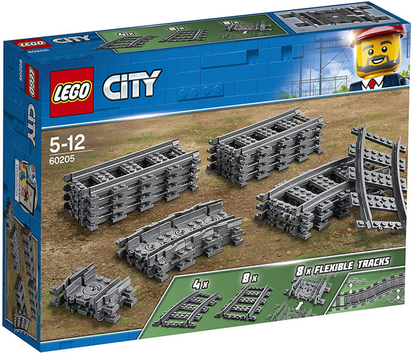 LEGO 60205 City Tracks - McGreevy's Toys Direct