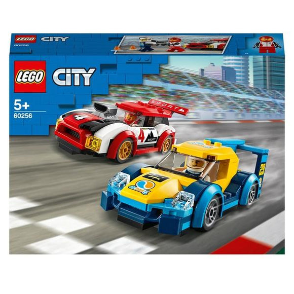 Lego 60256 City Racing Cars - McGreevy's Toys Direct
