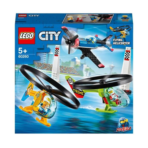 LEGO 60260 City Air Race - McGreevy's Toys Direct