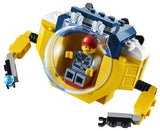 LEGO 60263 City Ocean Mini-Submarine - McGreevy's Toys Direct