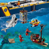 LEGO 60266 City Ocean Exploration Ship - McGreevy's Toys Direct