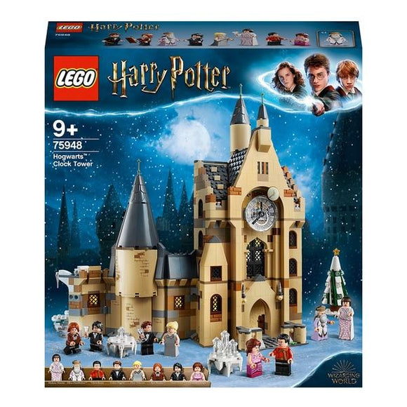 LEGO 75948 Harry Potter Hogwarts Clock Tower - McGreevy's Toys Direct