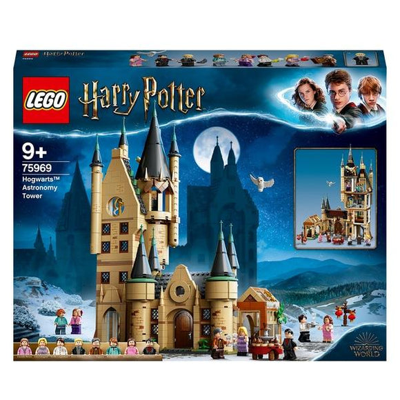LEGO 75969 Harry Potter Hogwarts™ Astronomy Tower - McGreevy's Toys Direct
