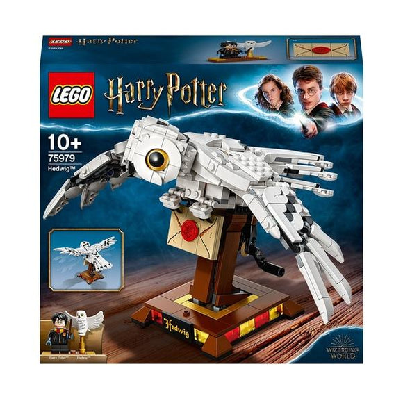 LEGO 75979 Harry Potter Hedwig - McGreevy's Toys Direct