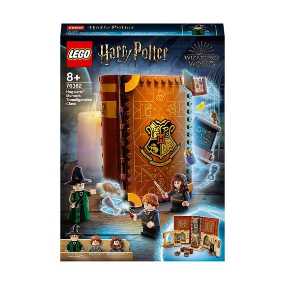 LEGO 76382 Harry Potter Hogwarts Moment: Transfiguration Class - McGreevy's Toys Direct
