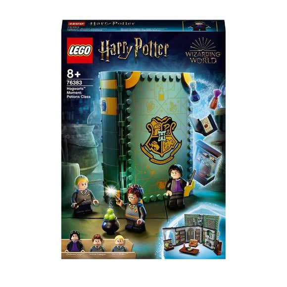 LEGO 76383 Harry Potter Hogwarts Moment: Potions Class - McGreevy's Toys Direct