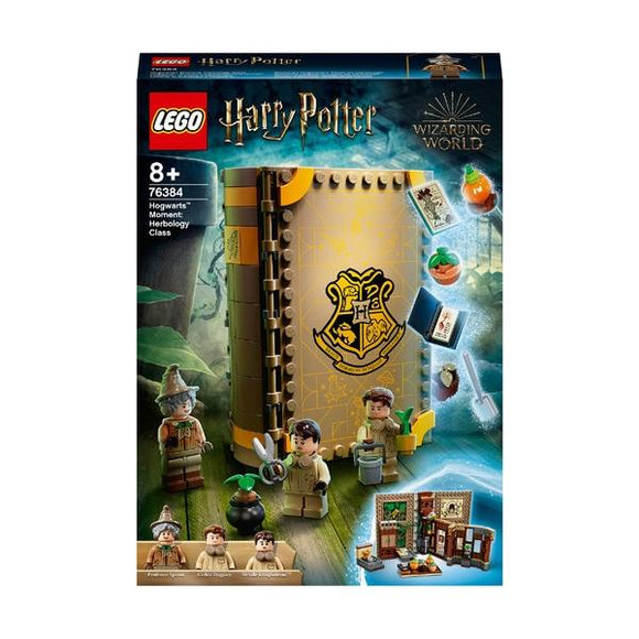 LEGO 76384 Harry Potter Hogwarts Moment: Herbology Class - McGreevy's Toys Direct