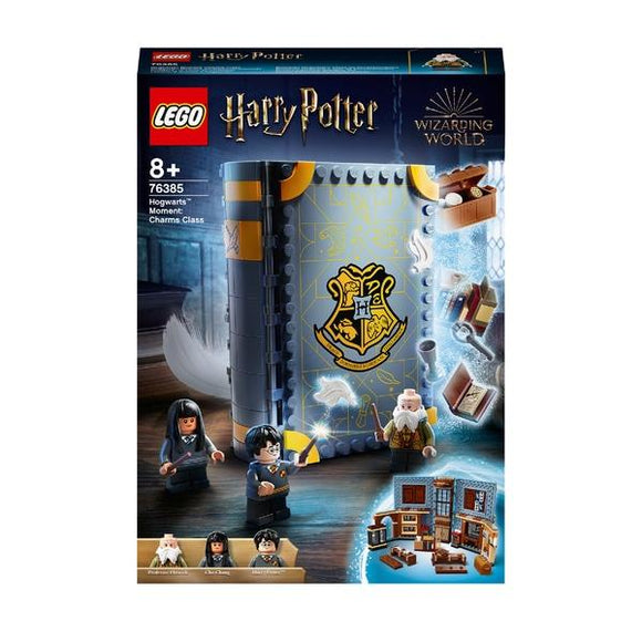 LEGO 76385 Harry Potter Hogwarts Moment: Charms Class - McGreevy's Toys Direct