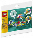 LEGO Polybag Sets, Assorted - 3 for €10 - McGreevy's Toys Direct