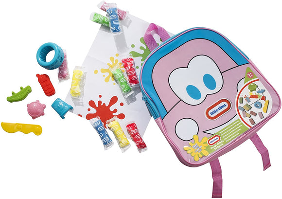 Little Tikes Dough Activity Backpack - McGreevy's Toys Direct