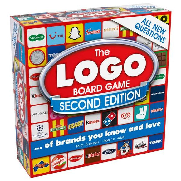 LOGO Board Game Second Edition - McGreevy's Toys Direct