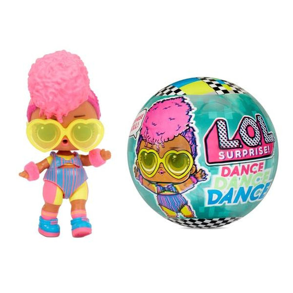 L.O.L Surprise Dance Dance Dance Dolls Assortment - McGreevy's Toys Direct