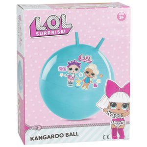 LOL Surprise Kangaroo Ball Hopper - McGreevy's Toys Direct