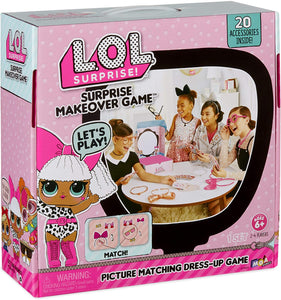LOL Surprise! Makeover Game - McGreevy's Toys Direct